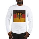 Vintage Germany Flag Long Sleeve T-Shirt