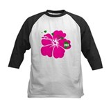 Hawaii Islands & Hibiscus Tee