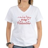A Chantilly Tiffany is my valentine Shirt