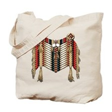 Native American Breastplate 10 Tote Bag