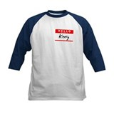 Keely, Name Tag Sticker Tee