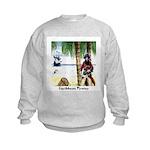 Caribbean Pirates Kids Sweatshirt