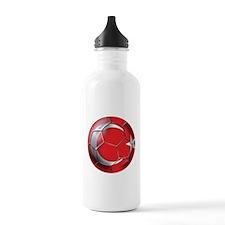 Turkish Football Water Bottle