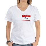 Phil, Name Tag Sticker Shirt
