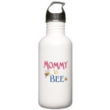 Mommy to Bee Water Bottle