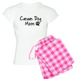 Canaan Dog MOM pajamas
