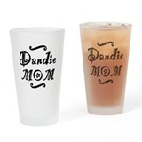 Dandie MOM Drinking Glass