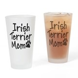 Irish Terrier MOM Drinking Glass