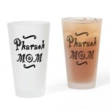 Pharaoh MOM Drinking Glass