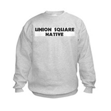Union Square Native Sweatshirt