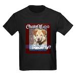 Chain Off 2012 Logo Kids Dark T-Shirt