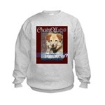 Chain Off 2012 Logo Kids Sweatshirt