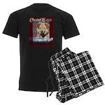 Chain Off 2012 Logo Men's Dark Pajamas