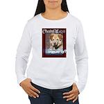 Chain Off 2012 Logo Women's Long Sleeve T-Shirt