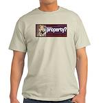 Chain Off 2012 Logo Light T-Shirt