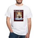 Chain Off 2012 Logo White T-Shirt