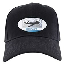 Aircraft Beechcraft Baseball Cap