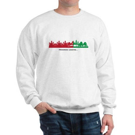 Progress Loading Sweatshirt