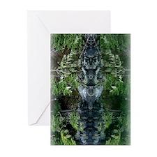 Blade & Chalice Stone Totem Greeting Cards (10 Pk)