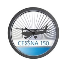 Aircraft Cessna 150 Wall Clock