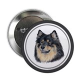 Finnish Lapphund Button