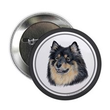 Finnish Lapphund Button