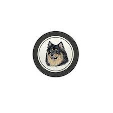 Finnish Lapphund  Mini Button (10 pack)