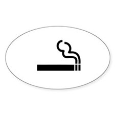Smoking Decal