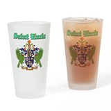 Saint Lucia designs Drinking Glass