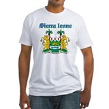 Sierra Leone designs Shirt