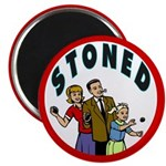 STONED Magnet