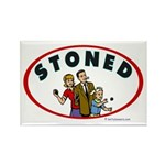 STONED Rectangle Magnet