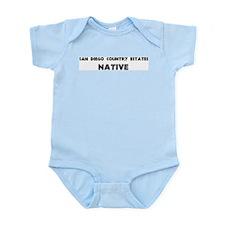 San Diego Country Estates Nat Infant Creeper