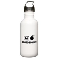 Photobomber Sports Water Bottle