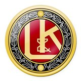 Laurin and Klement Round Car Magnet