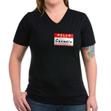 Carmelo, Name Tag Sticker Shirt
