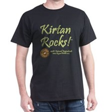 Kirtan Black T-Shirt