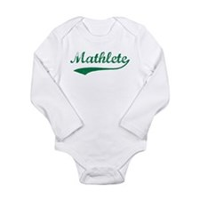 Vintage_Mathlete_5 Body Suit