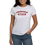 Honduras Native Women's T-Shirt