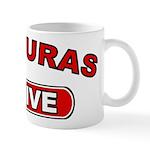 Honduras Native Mug