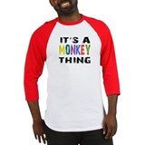 Monkey THING Baseball Jersey