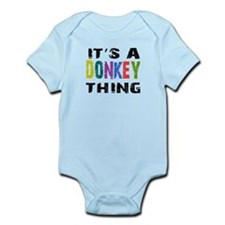 Donkey THING Infant Bodysuit