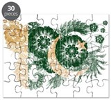 Pakistan Flag Puzzle