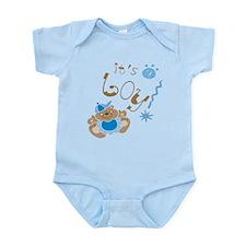 Its A Boy Infant Bodysuit