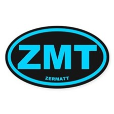 Zermatt Stickers