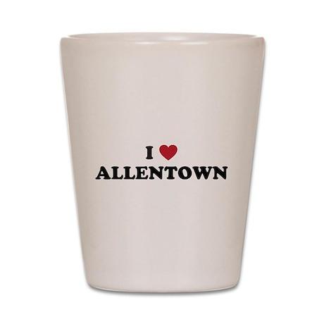 ALLENTOWN.png Shot Glass
