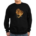 Red Silkie Chick Sweatshirt (dark)