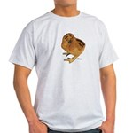 Red Silkie Chick Light T-Shirt