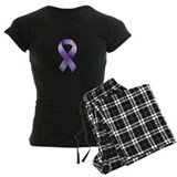 Purple Ribbon pajamas