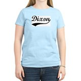 Dixon - Vintage Women's Pink T-Shirt